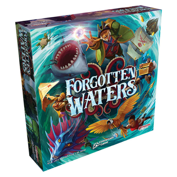 Forgotten Waters - cafe2d6