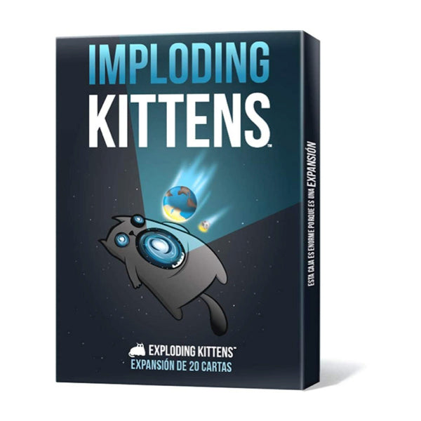 Imploding Kittens - cafe2d6