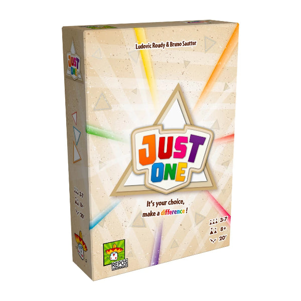 Just One - cafe2d6