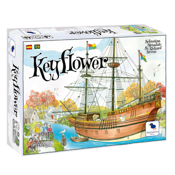 Keyflower, 4ª ed. - cafe2d6