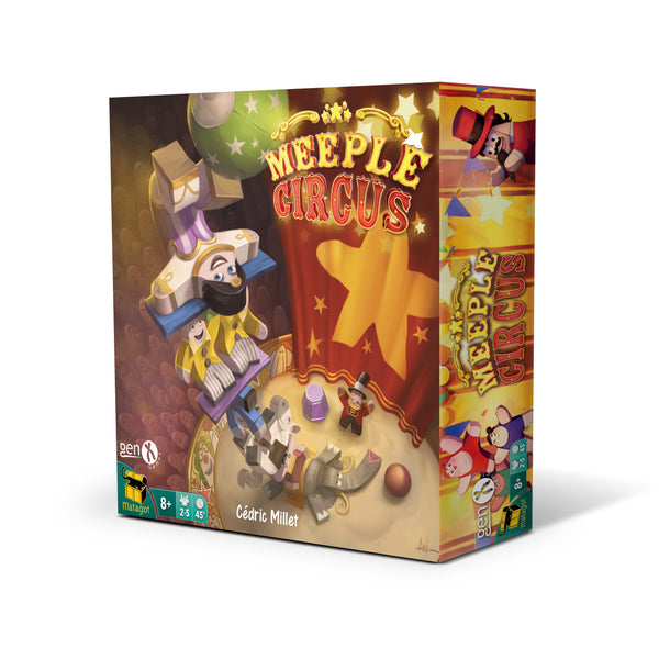 Meeple Circus - cafe2d6