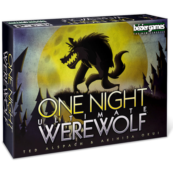 One Night Ultimate Werewolf - cafe2d6