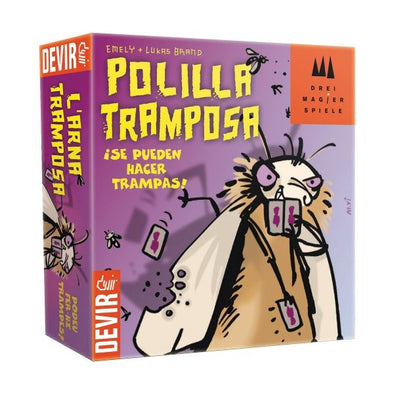 Polilla Tramposa - cafe2d6