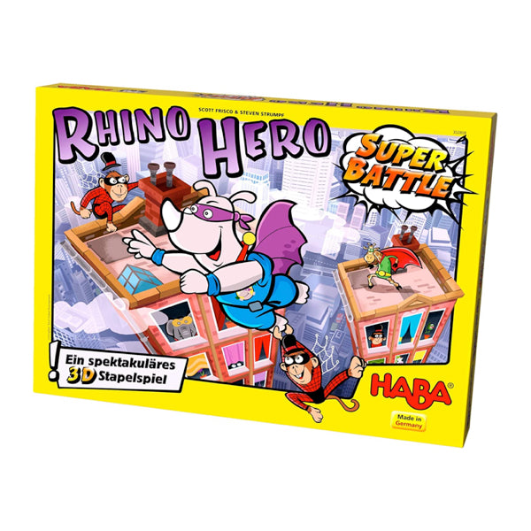Rhino Hero Super Battle // llegada enero 2021 - cafe2d6