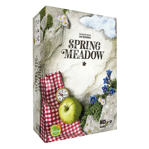 Spring Meadow - cafe2d6