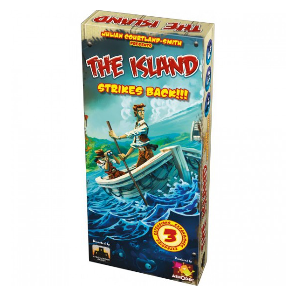 The Island - Triple expansión - cafe2d6