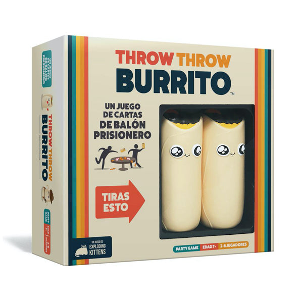 Throw throw burrito - cafe2d6