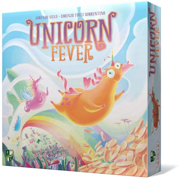 Unicorn Fever - cafe2d6