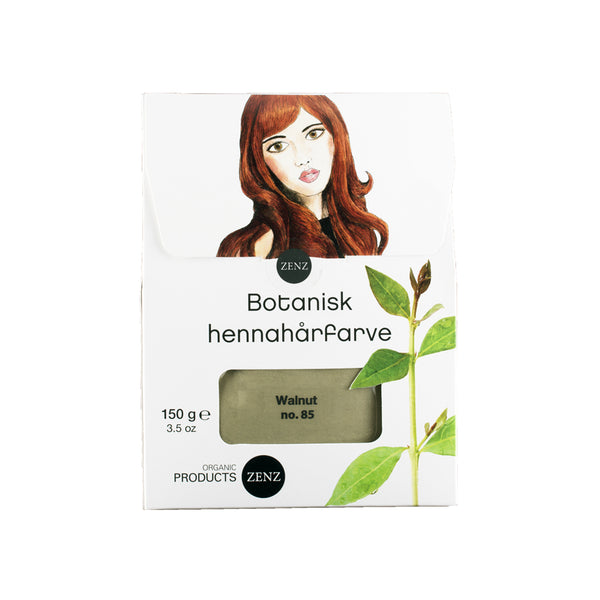 Botanical Henna Hair Colour Walnut no. 85