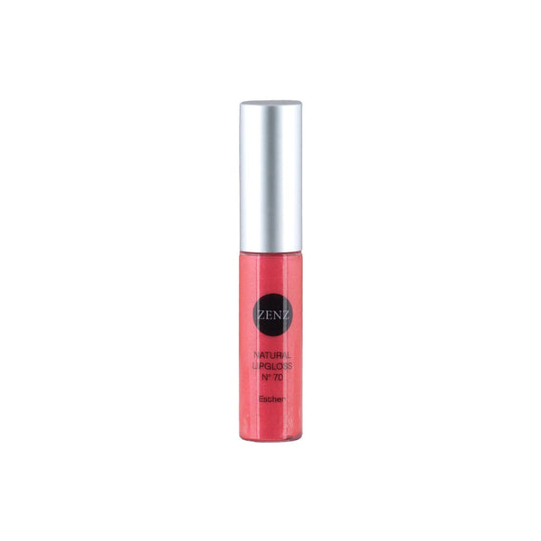 Natural Lipgloss Esther no. 70, pink