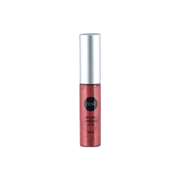 Natural Lipgloss Vera no. 71, nougat brown