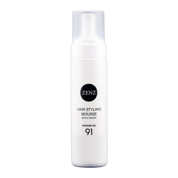 Lagersalg - Hair Styling Mousse Orange no. 91