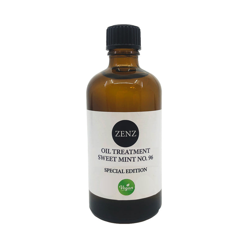 Lagersalg - Special Edition Oil Treatment Sweet Mint No. 96 (100 ml)