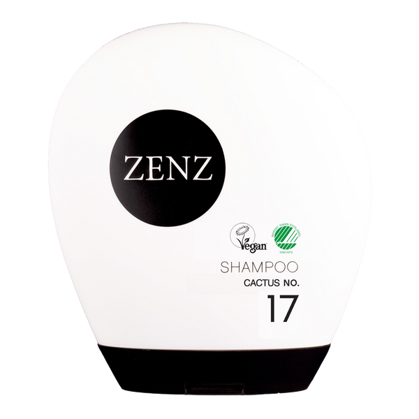 Shampoo Cactus no. 17 (230 ml) - Get a free travel size