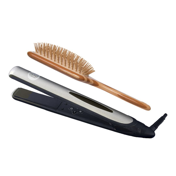 Tools Pakke no. 04: Glattejern + Hair Brush Paddle Large