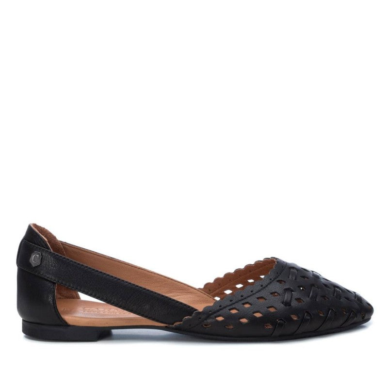 Carmela Leather Pump