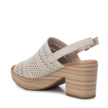 Load image into Gallery viewer, Carmela Laser Cut Sandal