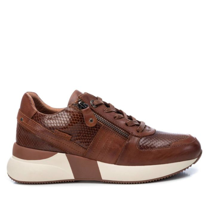 Carmela Leather Trainers Carmel