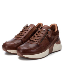 Load image into Gallery viewer, Carmela Leather Trainers Carmel