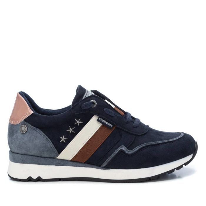 Refresh Stud Detail Trainers Navy