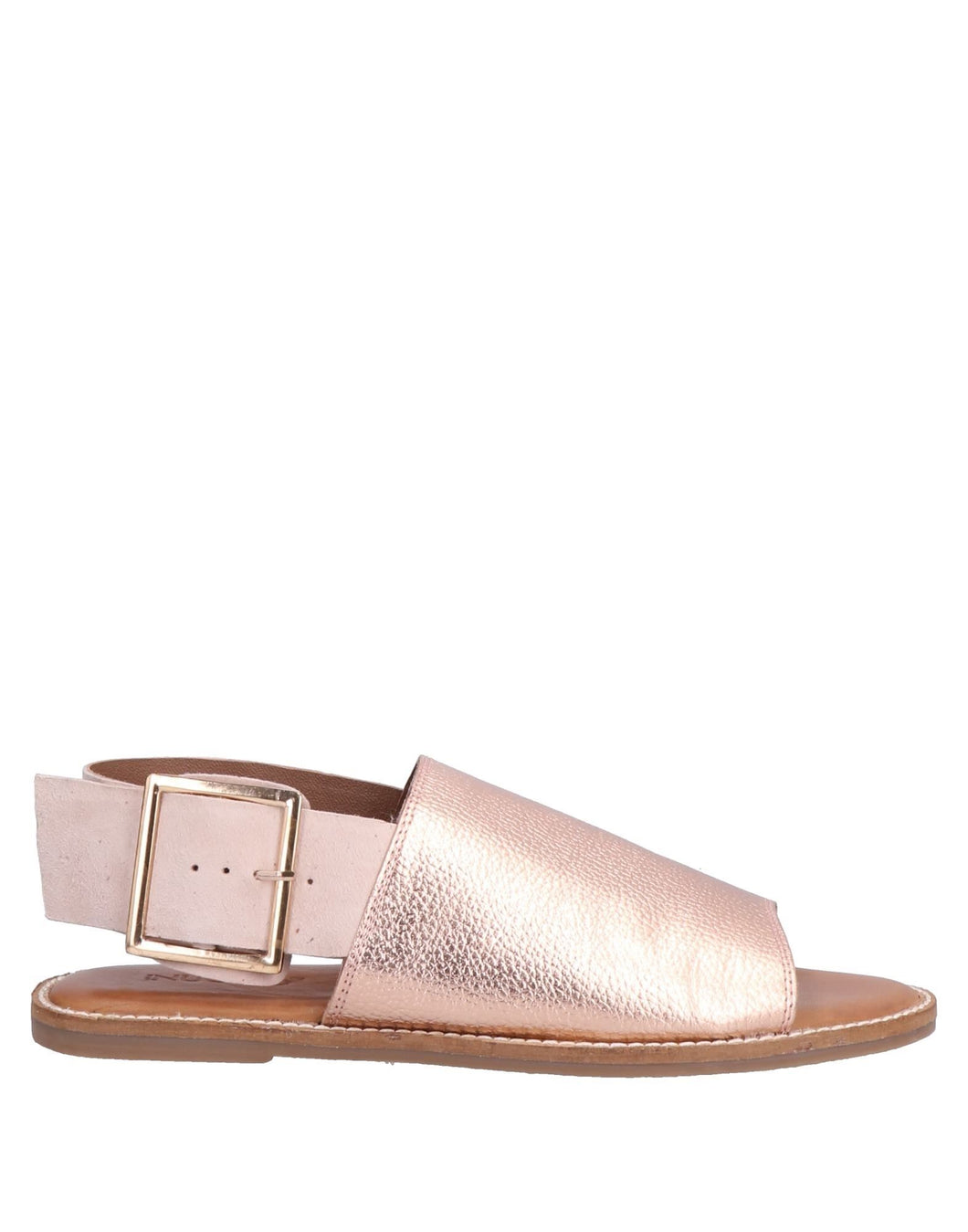 Inuovo Flat Covered Sandal