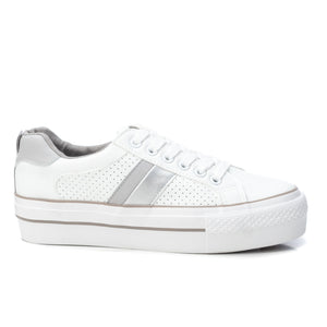 Refresh Trainers - White/Grey