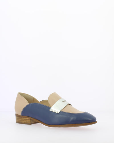 Wonders Two-Tone Loafer