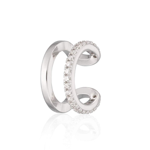 SP Double Band Single Ear Cuff