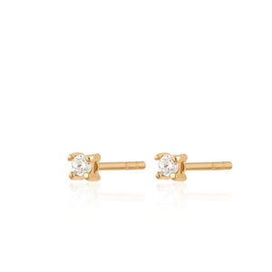 SP Teeny Tiny Studs Gold