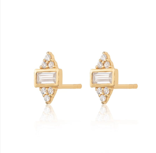 SP Audrey Stud Earrings