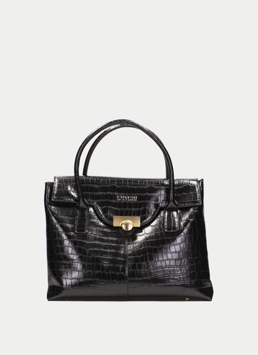 Hispanitas Coco Handbag - Black