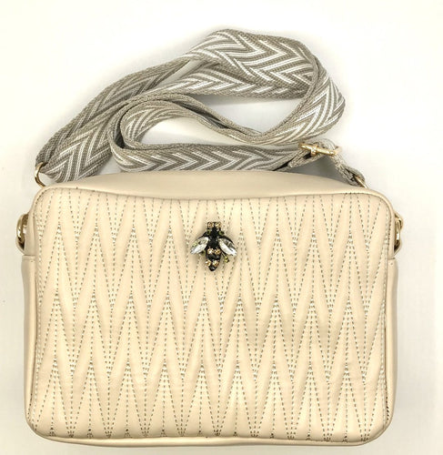 Rivington Crossbody Large - Cream