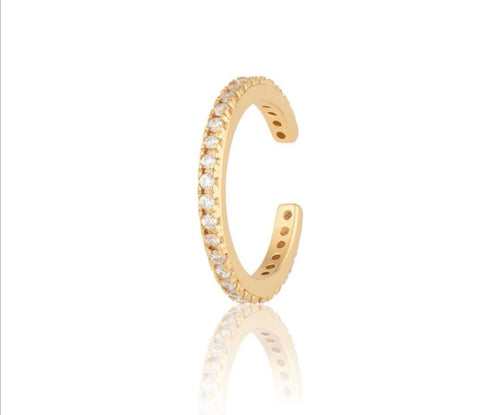 SP Single Earcuff Gold