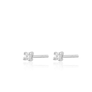 SP Teeny Tiny Studs Silver