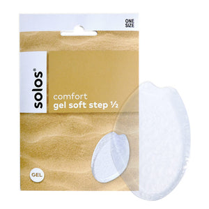 SOLOS Comfort Gel Soft Step 1/2