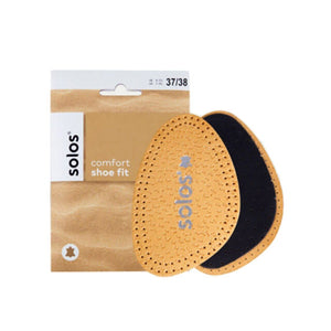 Solos Leather 1/2 Insole