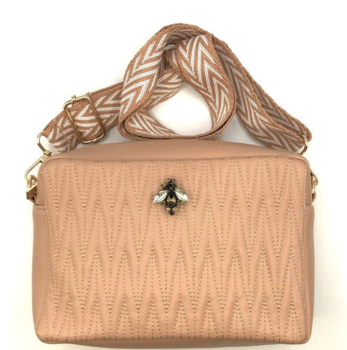 Rivington Crossbody Large - Pink