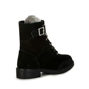 Emu Waldron Sheepskin Boot Black