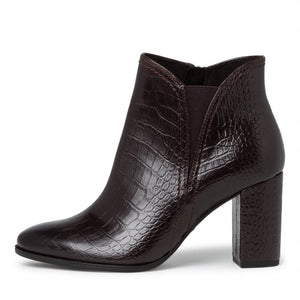 Tamaris Mocca Ankle Boot