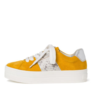 Marco Tozzi Suede Sneaker