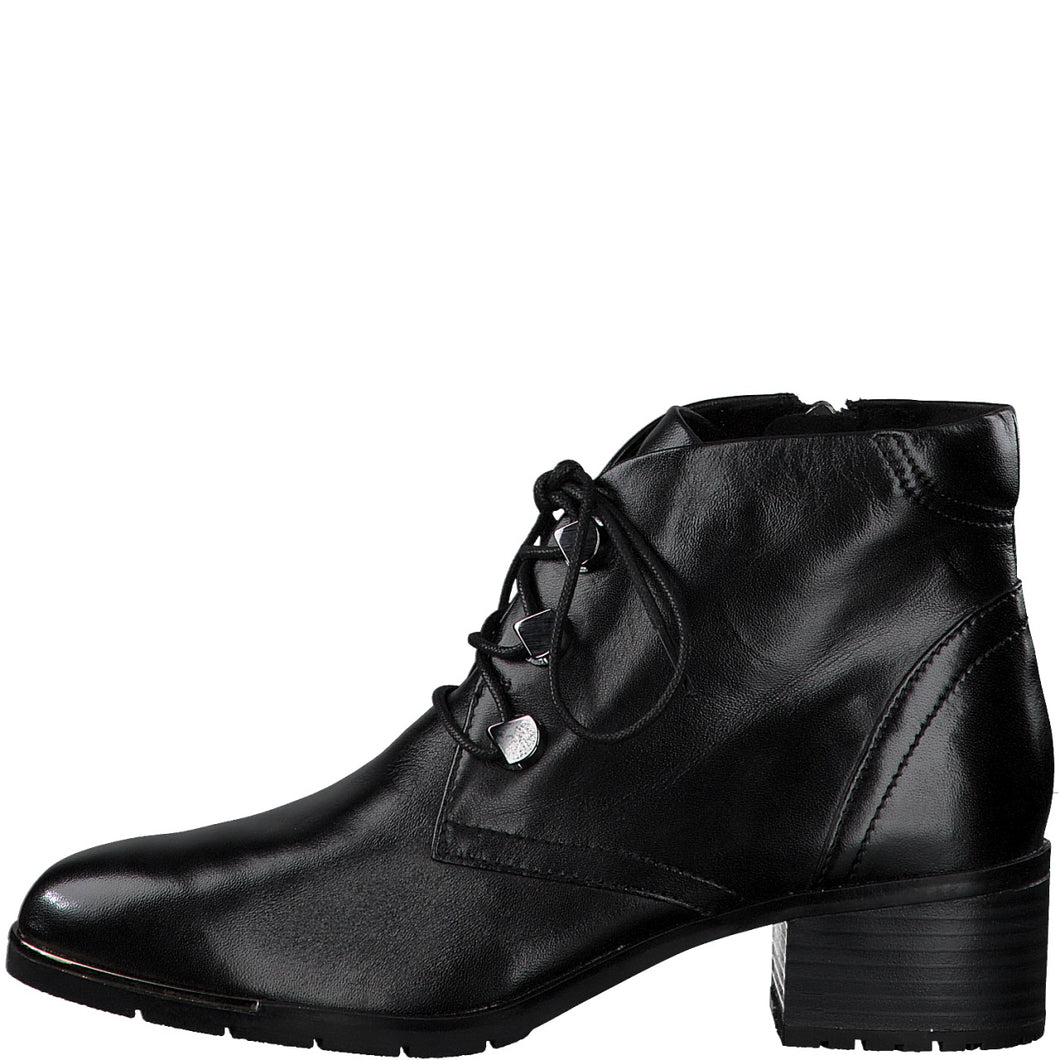 Marco Tozzi Laced Ankle Boot