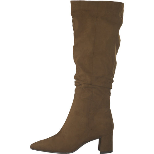 Marco Tozzi Long Tan Boot