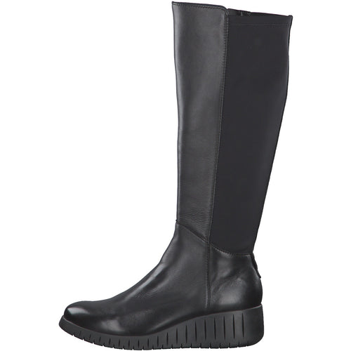 Marco Tozzi Long Black Boot