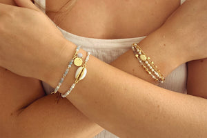 Boho Betty Amrum Charm Bracelet