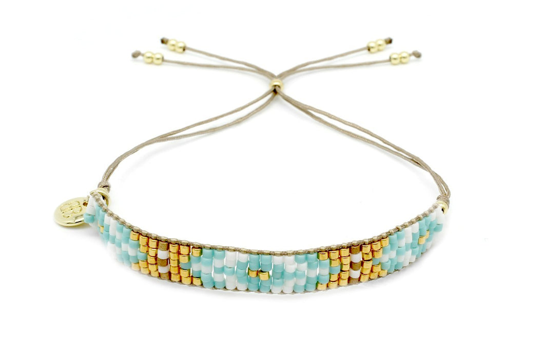 Boho Betty Matira Beaded Friendship Bracelet