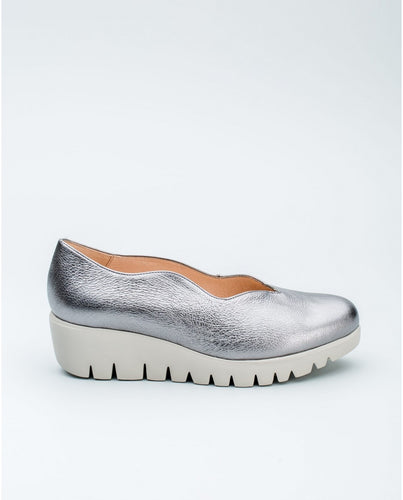Wonders Loafer with wave throat