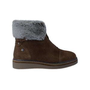 Carmela Fur Trimmed Boot