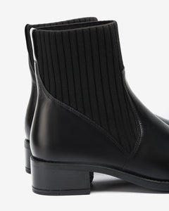 Unisa Leather Sock Boot