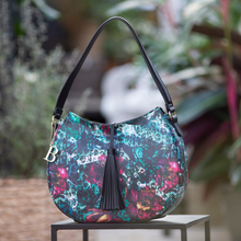 Load image into Gallery viewer, Bulaggi Orchid Hobo