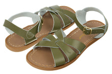 Load image into Gallery viewer, Saltwater Original Sandal Olive